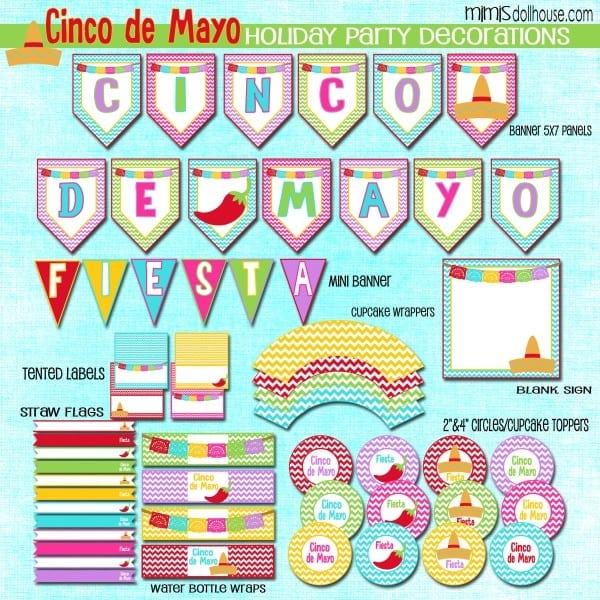 cinco de mayo display file