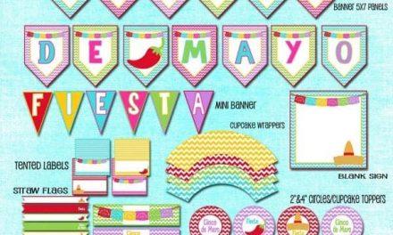 Cinco de Mayo: FREE Cinco de Mayo Printables