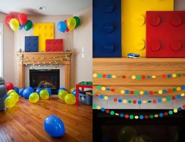 Lego Birthday Party Ideas How To Build A Lego Party