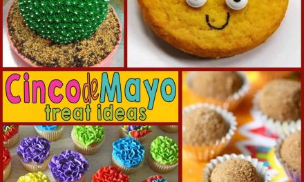 Cinco de Mayo Treat Ideas + Desserts