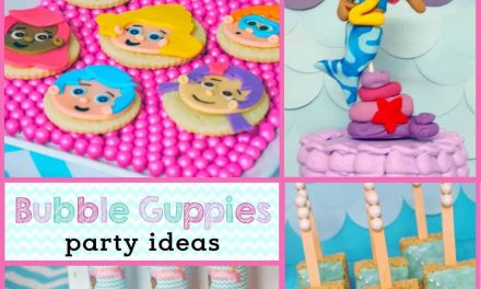 Bubble Guppies Party: Kendall's Under the Sea Bash