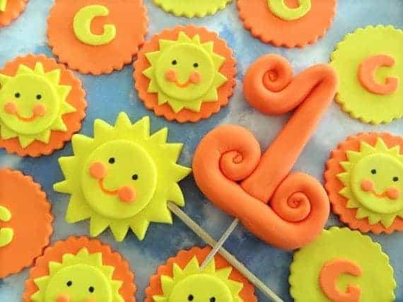 Sunshine Party Ideas