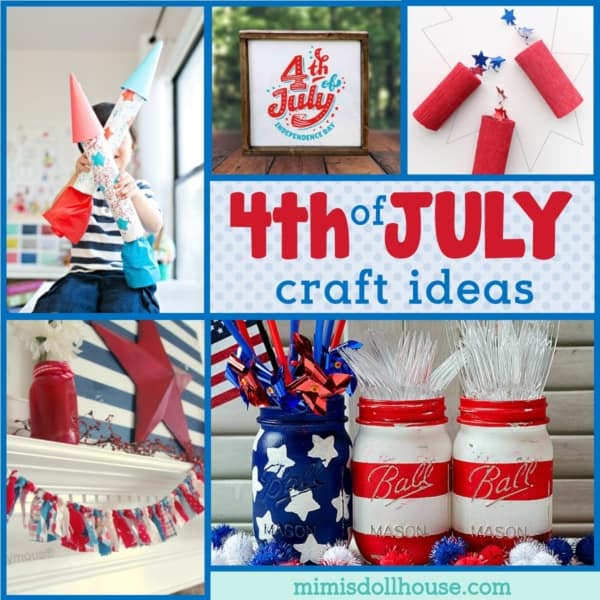 craft ideas for the fourth of july