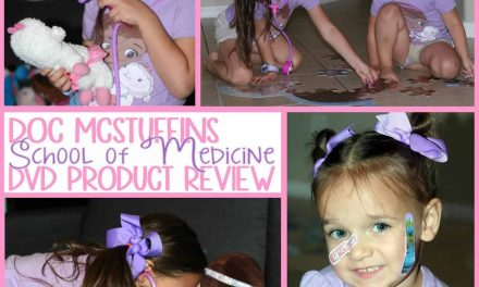 Product Review: Doc McStuffins- School Of Medicine DVD
