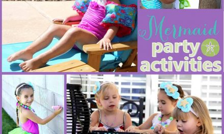 Fun + Simple Mermaid Party Games