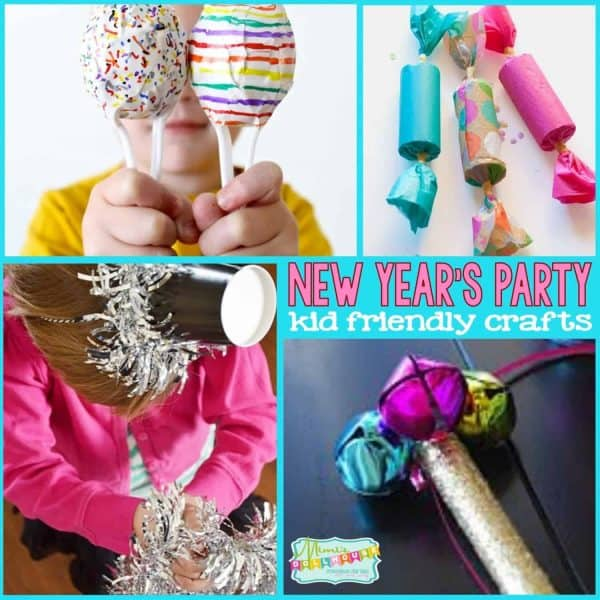 New Years Craft Pic