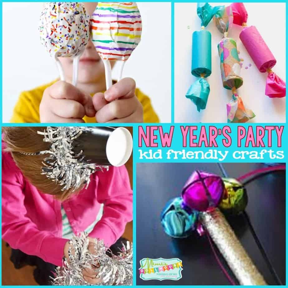 New Year's Party: …and a Crafty New Year