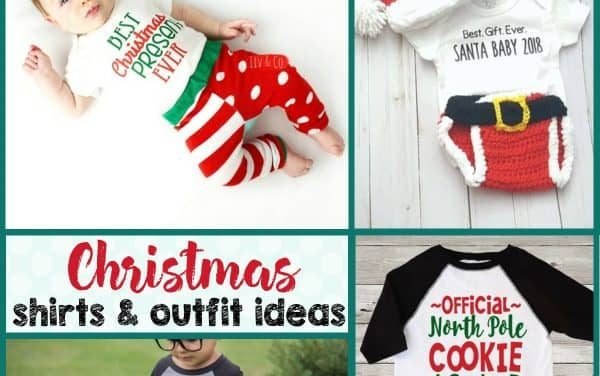 Christmas: Christmas Clothes Ideas for Kids