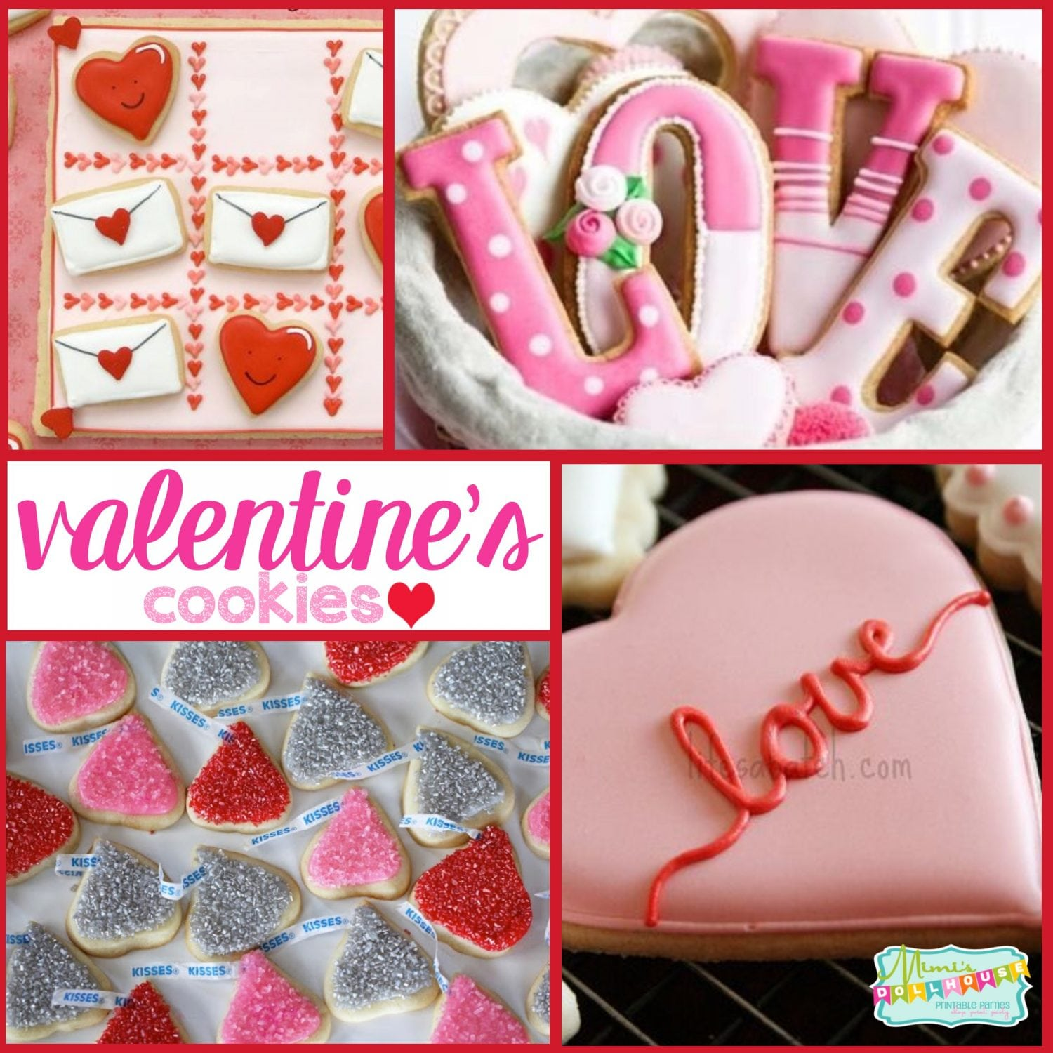 Valentine's Day: Sweet Valentine's Day Cookies
