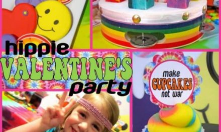 Make Love, Not War…Hippie Valentine Party