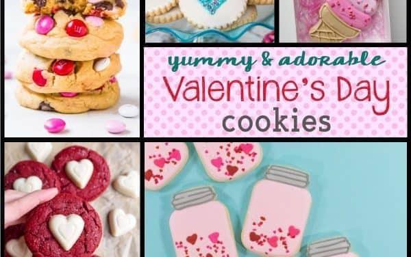 Valentine's Day: Sweet Valentine's Day Cookies