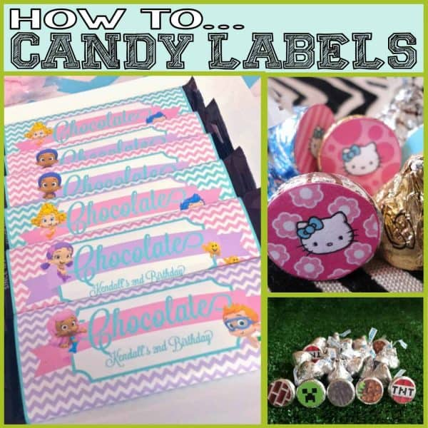 Candy Labels Pic