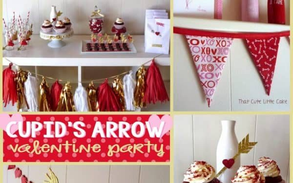 Valentine's Day Party: Cupid's Arrow Party