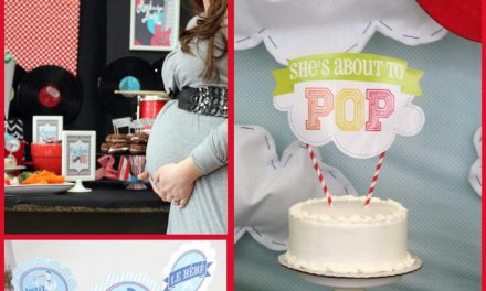 Trends: Popular Themes for Baby Showers