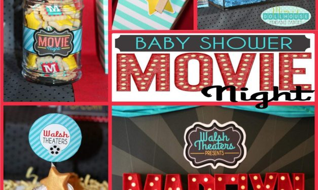 Movie Night Party: Walsh Theater presents Madelyn's Baby Shower