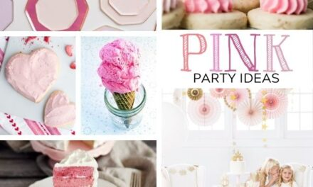 Pinkalicious + Perfect Pink Party Ideas