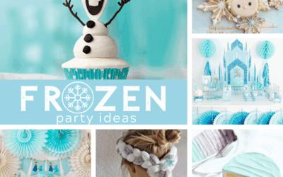 30+ Amazing Frozen Party Ideas