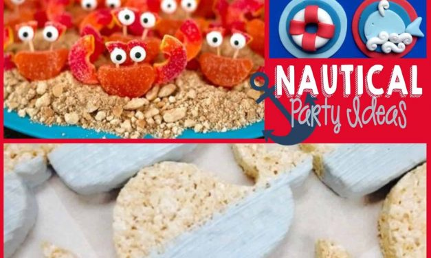 Nautical Party: Ideas for a Sailboat Party