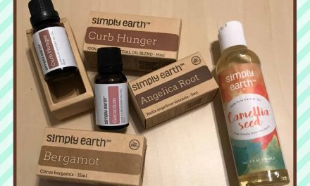 Product Review: Simply Earth Essential Oils PLUS a discount code