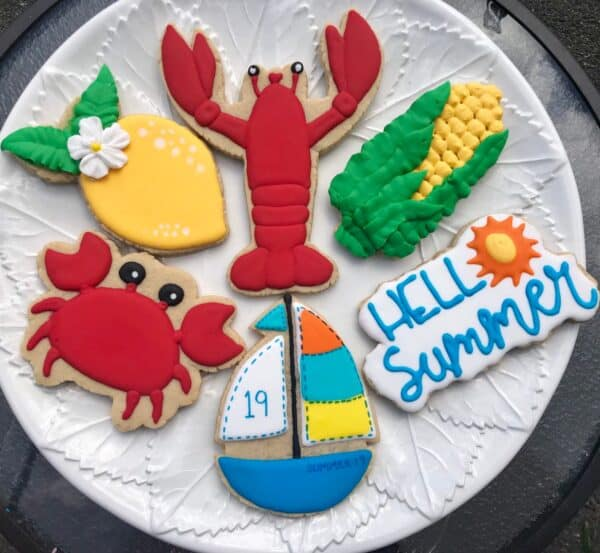 Swell Nautical Party Decor Dessert Ideas Mimis Dollhouse Funny Birthday Cards Online Inifofree Goldxyz