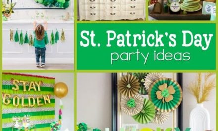 Must See St. Patrick's Day Party Ideas