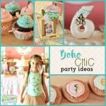 Boho Chic Party: Aubrey's Girly Tribal Birthday