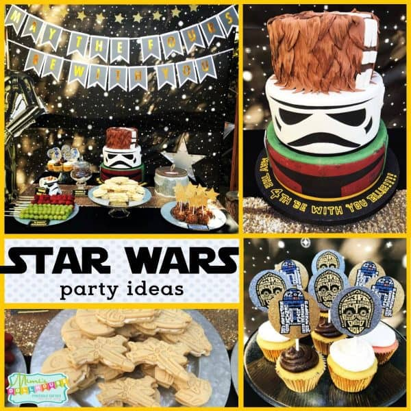 Looking For Star Wars Party Birthday Decorations Ideas This Is Full Of Fun