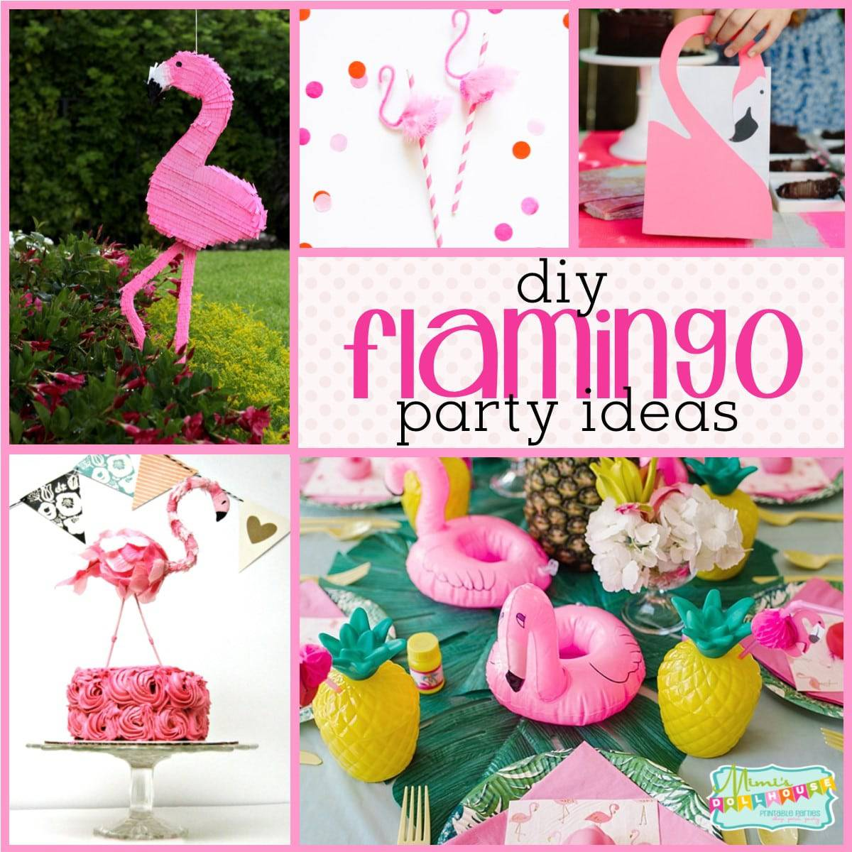diy flamingo party this season s hottest flamingle party ideas