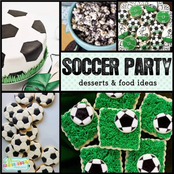 Okso You Have Purchased Your Printable Soccer Party Decorations And All Birthday Ideas Ready To Go