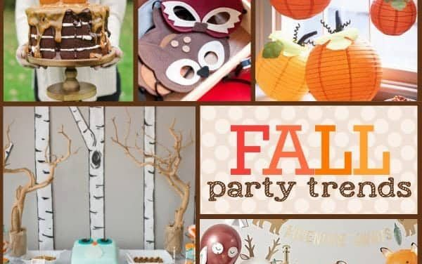 Trending Fall Party Ideas + Amazing Fall Party Themes