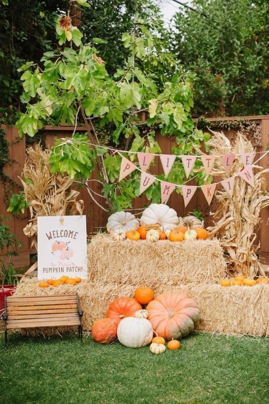 Fall Festival Birthday Party