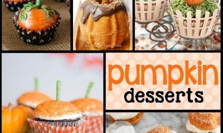 Pumpkin Recipes: Pumpkin Party Food Ideas