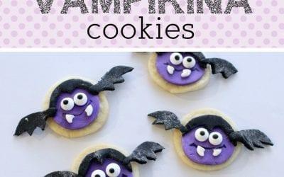 Disney Junior: Vampirina Cookies