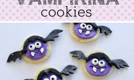 Disney Junior: Vampirina Cookies