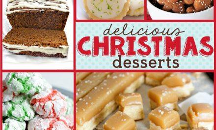 Christmas Desserts: Festive Traditional Christmas Treats
