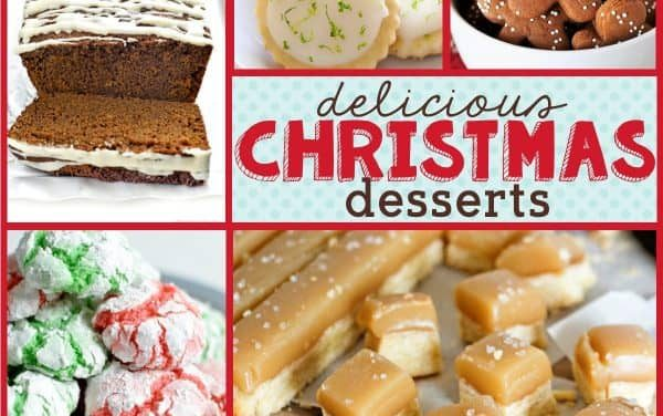 Christmas Desserts: Festive Traditional Christmas Treats
