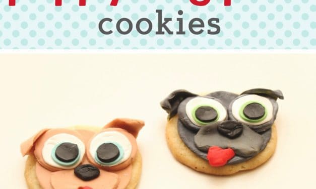 Disney Junior: Puppy Dog Pals Cookies