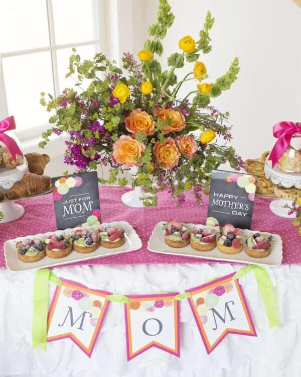 25 Gorgeous Mother S Day Decoration Ideas Mimi S Dollhouse