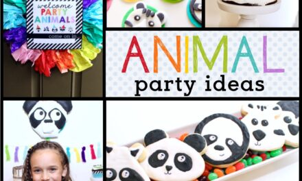 Plan a Perfect Party Animal Birthday