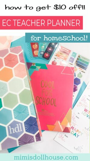 erin condren teacher planner for homeschool