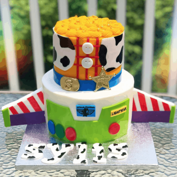 Superb The Best Toy Story Birthday Party Ideas Mimis Dollhouse Personalised Birthday Cards Fashionlily Jamesorg