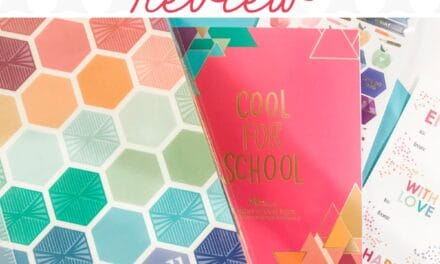 Beautiful + Functional Erin Condren Teacher Lesson Planner