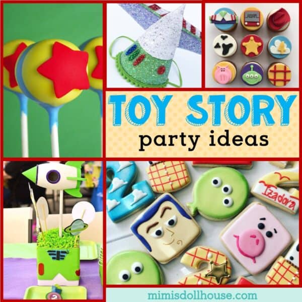 The Best Toy Story Birthday Party Ideas