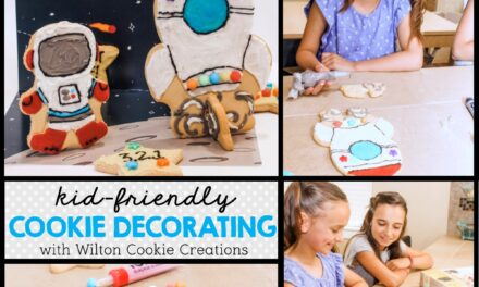 Kid Friendly Cookie Decorating Kit