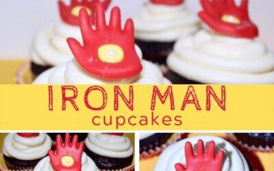 Iron Man Cupcakes + Avengers Endgame Review