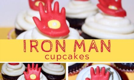 Iron Man Cupcakes + Avengers Endgame Review
