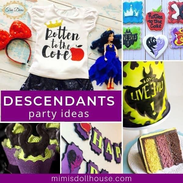 Villainously Fun Descendants 3 Party Ideas Movie Review