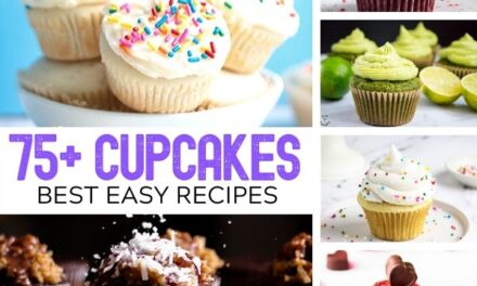 75 Best Cupcake Recipes