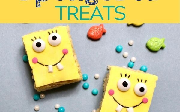 SpongeBob Treats to Celebrate Season 11 on DVD