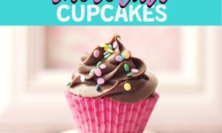 Easy + Super Moist Recipe for Chocolate Cupcakes